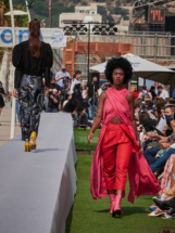 Fotos Alcante fashion week ocean muelle12 diseñoy foto pasarela de moda